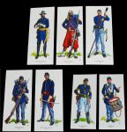Uniforms Of The Union Prints Set